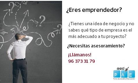 Crear Empresa en Valencia, Tramites Creación Empresas, Asesoria Nueva Empresa, Ventajas para Nuevas Empresas