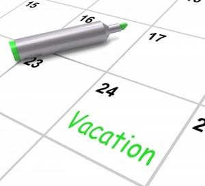 vacaciones trabajadores