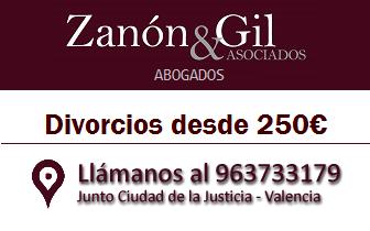 Abogados Divorcios Valencia.