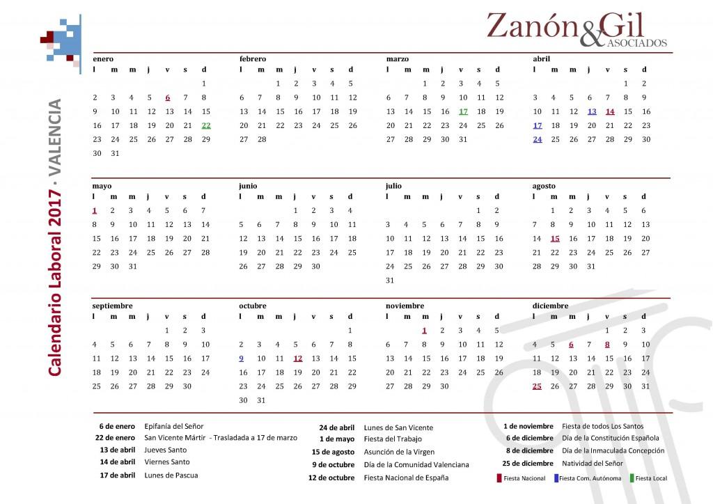 calendario-laboral-2017-valencia