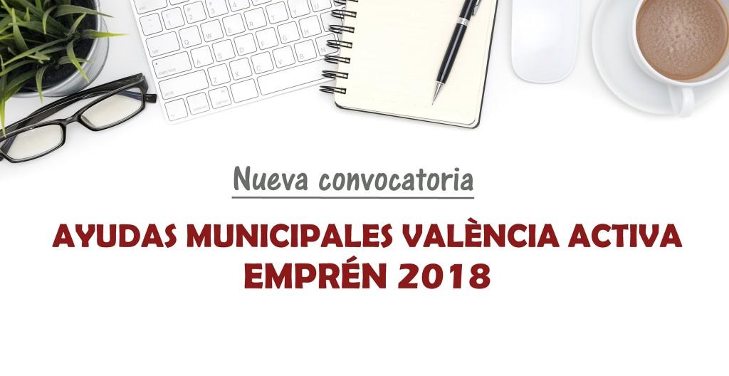 Ayudas Autonomos Valencia 2018